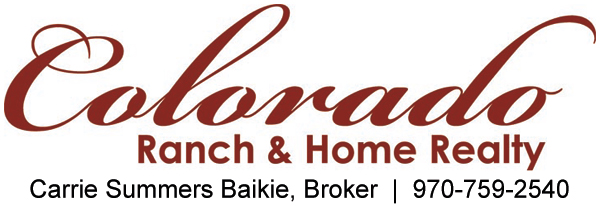 COLORADO RANCH & HOME REALTY, CARRIE BAIKIE