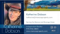 Katherine Dobson, Independent Broker