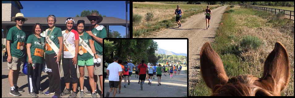 Mancos Cowboy Half Marathon, 5K and Fun Run
